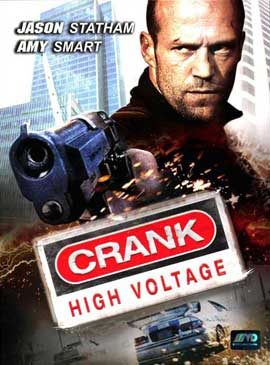 Crank 2: High Voltage - 27 x 40 Movie Poster - Style F