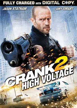 Crank 2: High Voltage - 11 x 17 Movie Poster - Style F