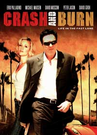 Crash and Burn - 11 x 17 TV Poster - Style A
