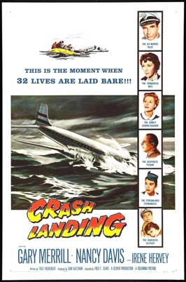 Crash Landing - 11 x 17 Movie Poster - Style A
