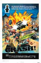 Crash! - 11 x 17 Movie Poster - Style B