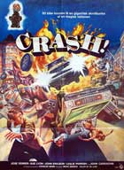 Crash! - 11 x 17 Movie Poster - Danish Style A