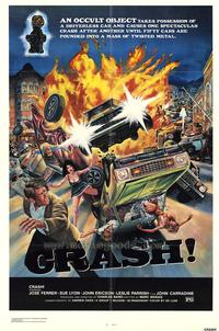Crash! - 43 x 62 Movie Poster - Bus Shelter Style A