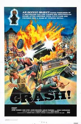 Crash! - 11 x 17 Movie Poster - Style B