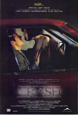Crash - 11 x 17 Movie Poster - Style B