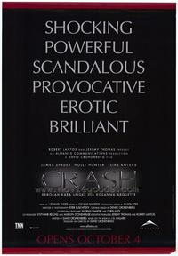 Crash - 11 x 17 Movie Poster - Style D