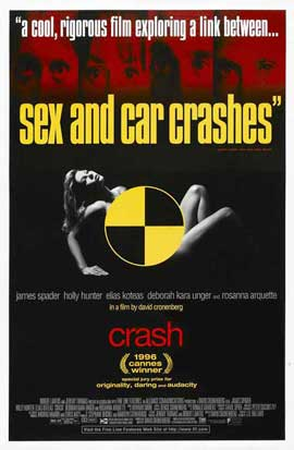 Crash - 27 x 40 Movie Poster - Style B