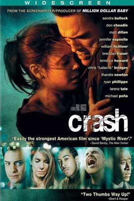 Crash - 11 x 17 Movie Poster - Style E