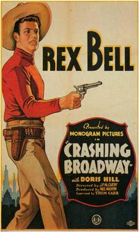 Crashing Broadway - 43 x 62 Movie Poster - Bus Shelter Style A
