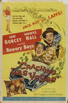 Crashing Las Vegas - 27 x 40 Movie Poster - Style A