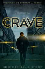 Crave - 11 x 17 Movie Poster - Style B - in Deluxe Wood Frame