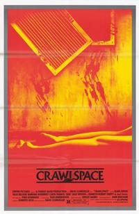 Crawlspace - 11 x 17 Movie Poster - Style A