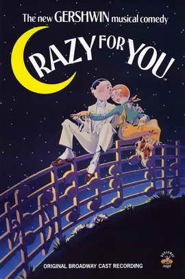 Crazy For You - 11 x 17 Movie Poster - Style A