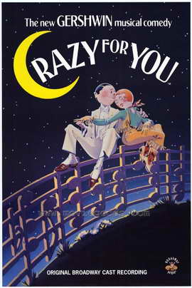 Crazy For You - 27 x 40 Movie Poster - Style A