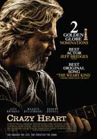 Crazy Heart - 43 x 62 Movie Poster - Bus Shelter Style B