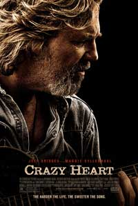 Crazy Heart - 11 x 17 Movie Poster - Style A - Double Sided