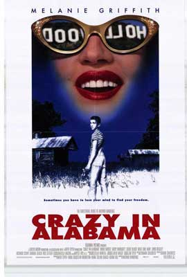 Crazy in Alabama - 27 x 40 Movie Poster - Style A