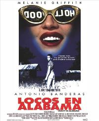 Crazy in Alabama - 43 x 62 Movie Poster - Spanish Style A