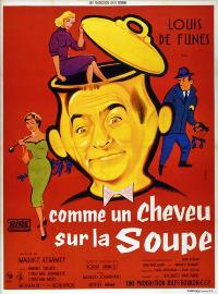 Crazy in the Noodle - 27 x 40 Movie Poster - French Style A