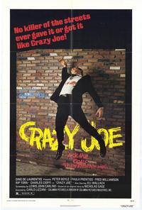 Crazy Joe - 27 x 40 Movie Poster - Style B