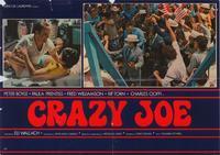 Crazy Joe - 27 x 40 Movie Poster - Italian Style A