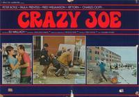 Crazy Joe - 27 x 40 Movie Poster - Italian Style B