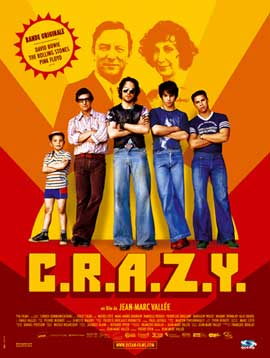 Crazy - 11 x 17 Movie Poster - French Style A