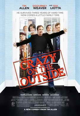 Crazy on the Outside - 11 x 17 Movie Poster - Style A