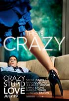 Crazy, Stupid, Love. - 11 x 17 Movie Poster - Style C
