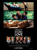 Crazy, Stupid, Love. - 27 x 40 Movie Poster - French Style A