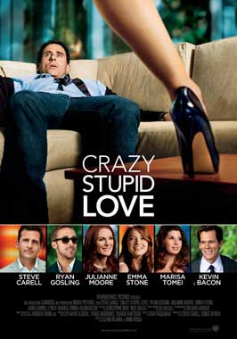 Crazy, Stupid, Love. - 11 x 17 Movie Poster - Italian Style A