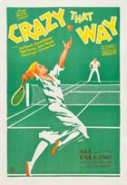 Crazy That Way - 27 x 40 Movie Poster - Style A