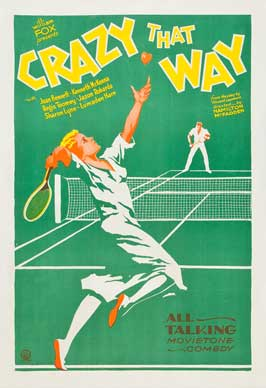 Crazy That Way - 11 x 17 Movie Poster - Style A