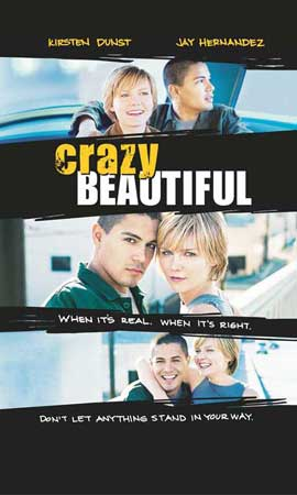 crazy/beautiful - 11 x 17 Movie Poster - Style A