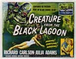 Creature from the Black Lagoon - 11 x 14 Movie Poster - Style A