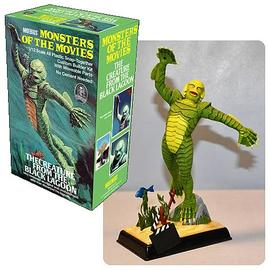 Creature from the Black Lagoon - Universal Monsters Model Kit