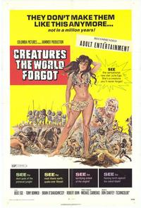 Creatures the World Forgot - 11 x 17 Movie Poster - Style A