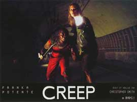 Creep - 11 x 14 Poster French Style C