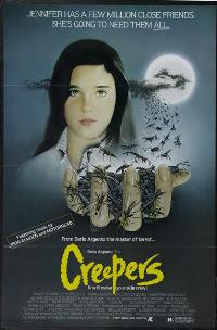 Creepers - 43 x 62 Movie Poster - Bus Shelter Style A