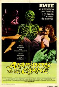 The Creeping Flesh - 27 x 40 Movie Poster - Spanish Style A