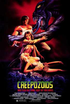 Creepozoids - 27 x 40 Movie Poster - Style A