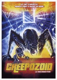 Creepozoids - 11 x 17 Movie Poster - French Style A