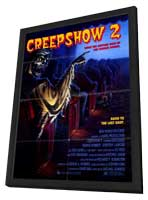 Creepshow 2 - 11 x 17 Movie Poster - Style A - in Deluxe Wood Frame
