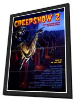 Creepshow 2 - 27 x 40 Movie Poster - Style A - in Deluxe Wood Frame