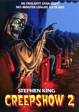 Creepshow 2 - 11 x 17 Movie Poster - Swedish Style A