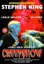 Creepshow - 27 x 40 Movie Poster - Norwegian Style A