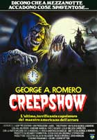 Creepshow - 11 x 17 Movie Poster - Italian Style A