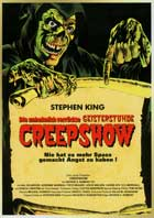 Creepshow - 27 x 40 Movie Poster - German Style A