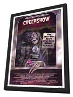Creepshow - 27 x 40 Movie Poster - Style B - in Deluxe Wood Frame