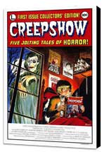 Creepshow - 27 x 40 Movie Poster - Style A - Museum Wrapped Canvas